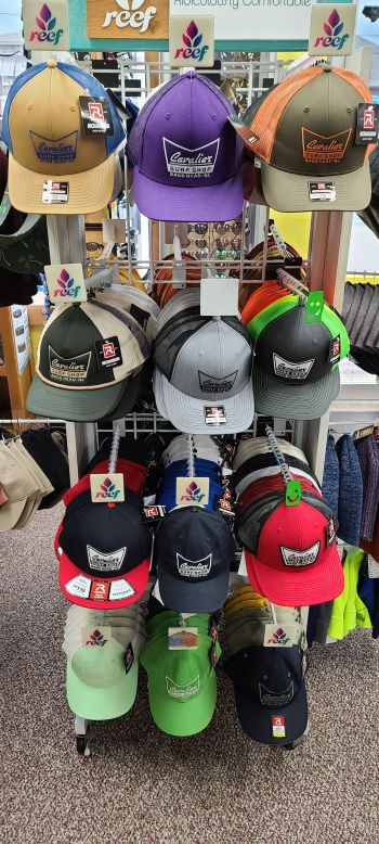 Cavalier Surf Shop, Custom Mesh Hats