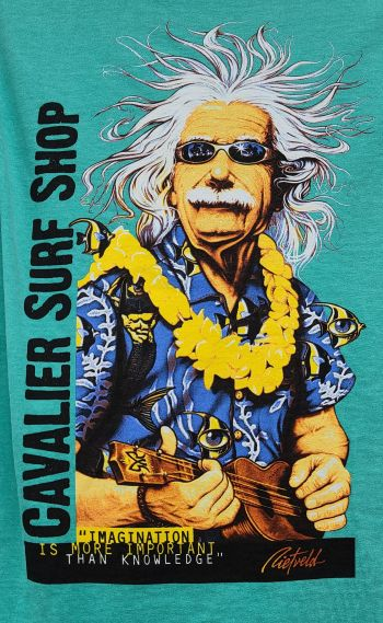 Cavalier Surf Shop, Cavalier Imagination Tee