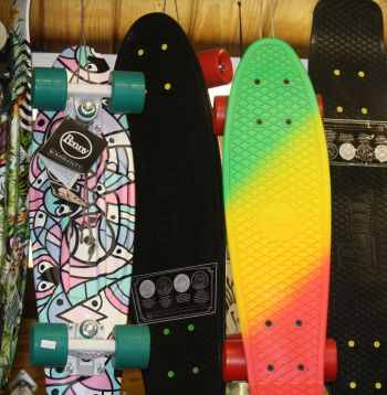 Cavalier Surf Shop, Penny Skateboards